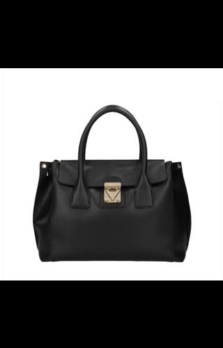 Valentino Handbags Memole Tote Black