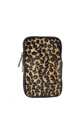 Baggyshop Call me up Leopard