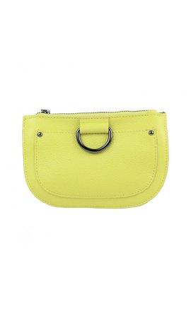 Baggyshop Ring bag Yellow