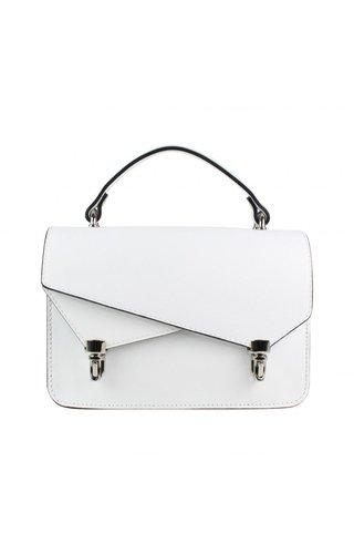 Baggyshop Classic clip bag white