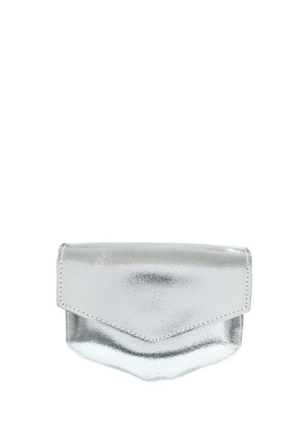 Kelly Metallic Silver