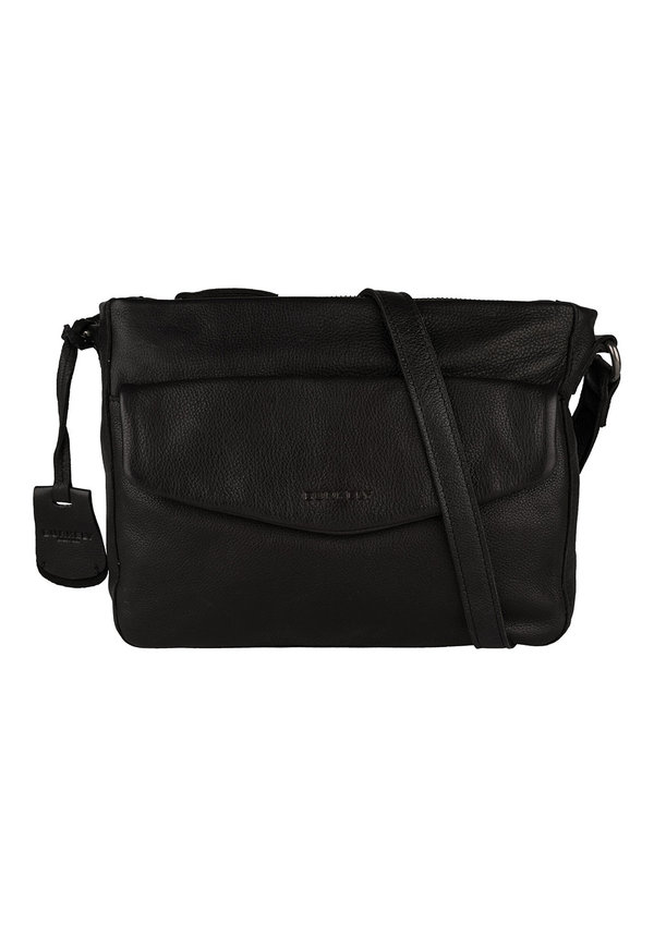 Just Jackie X-Over M Flap Black