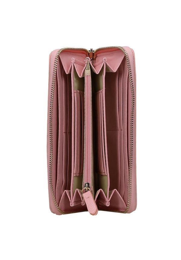 Divina Zip Around Wallet Cipria