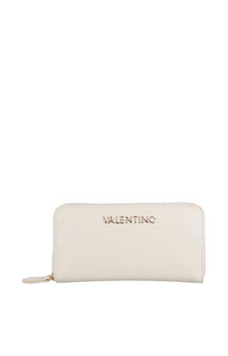 Valentino Handbags Divina Zip Around Wallet Beige