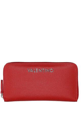 Valentino Handbags Divina Zip Around Wallet Red