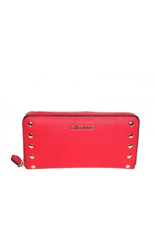 Valentino Handbags Lucy Zip Around Wallet Rosso