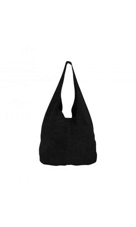 IT BAGS Baggy bag zwart
