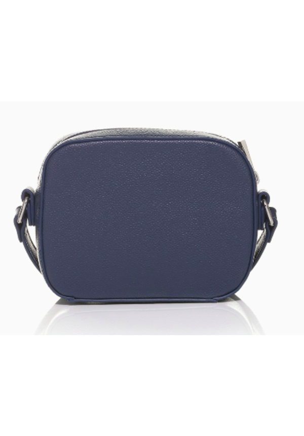 Divina Schoudertasje Box Blauw