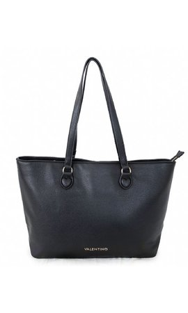 Valentino Handbags Flauto Shopper Zwart