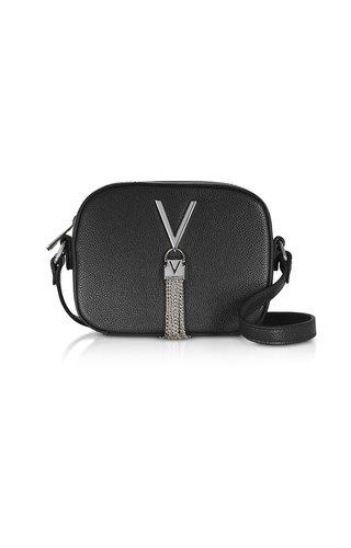 Valentino Handbags Divina Schoudertasje Box Zwart