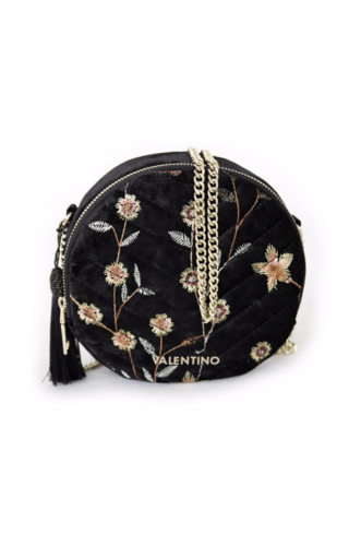 Valentino Handbags Carillon Roundi Zwart