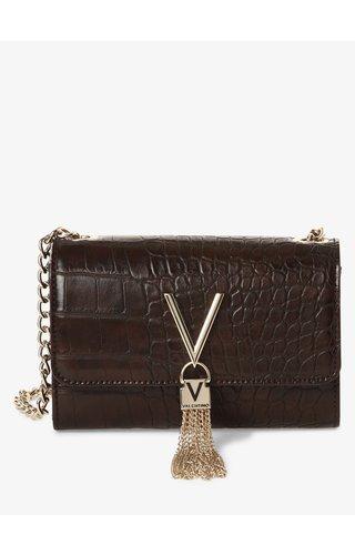 Valentino Handbags Audrey schoudertasje Croco Bruin