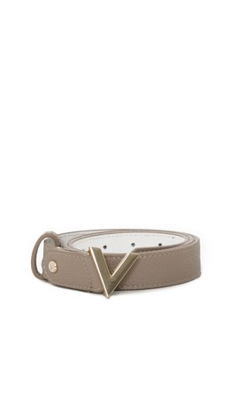 Valentino Handbags Divina Riem Taupe