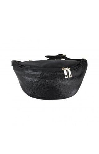 Baggyshop Fanny Pack XL zwart/goud