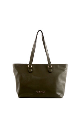 Valentino Handbags Flauto Shopper Groen