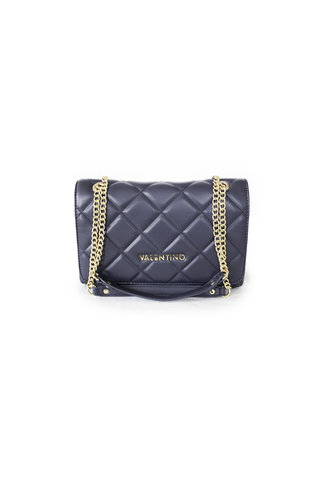 Valentino Handbags Ocarina Schoudertas Blauw