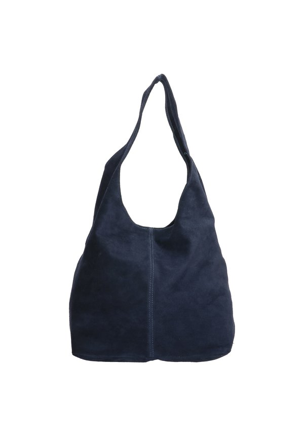 Baggy Bag Donkerblauw