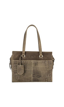 Burkely About Ally Handbag S Swamp groen