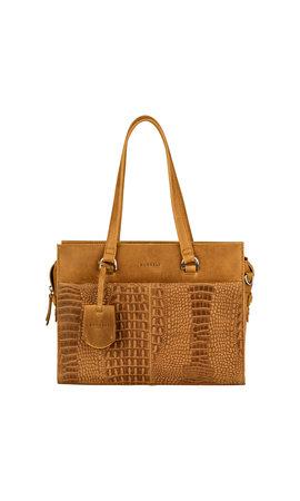Burkely About ally handbag S ochre geel