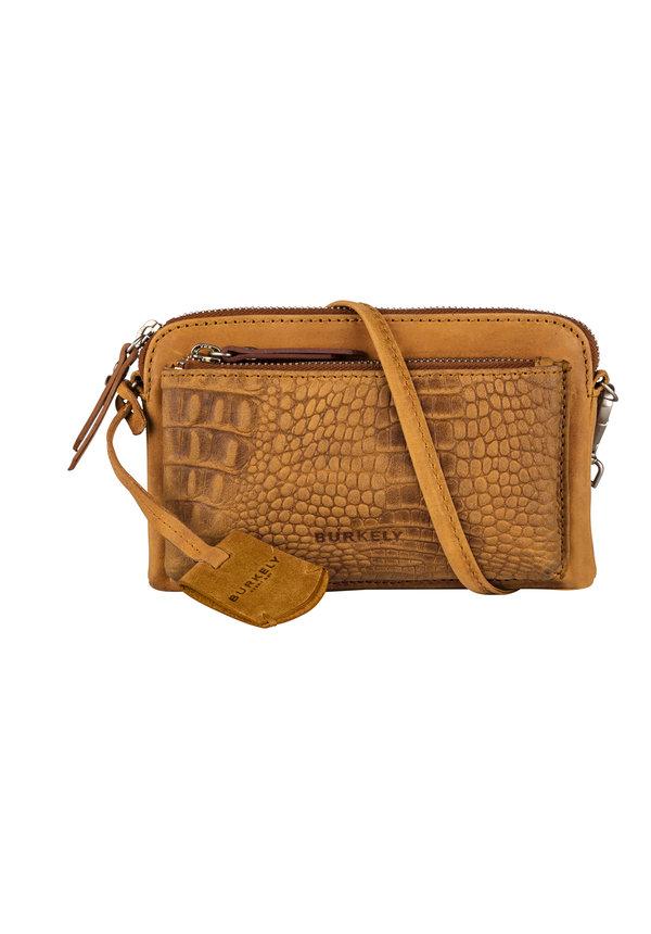 About Ally Minibag Ochre geel