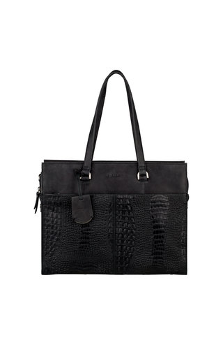 Burkely About Ally Workbag Zwart
