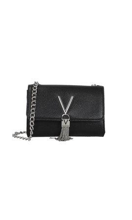 Valentino Handbags Divina Schoudertasje Zwart