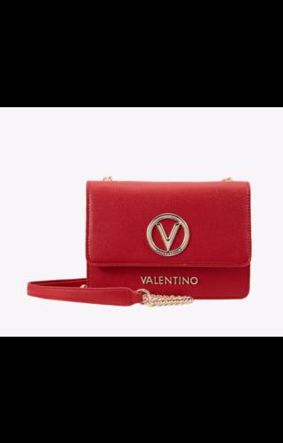 Valentino Handbags Sax schoudertasje rood