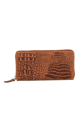 Burkely About Ally Wallet L Cognac