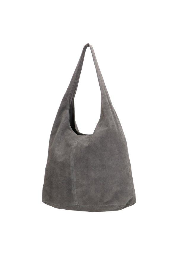 Baggy Bag Grijs