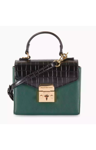 Pauls Boutique The Westport Collection Sadie Dk Green/Black