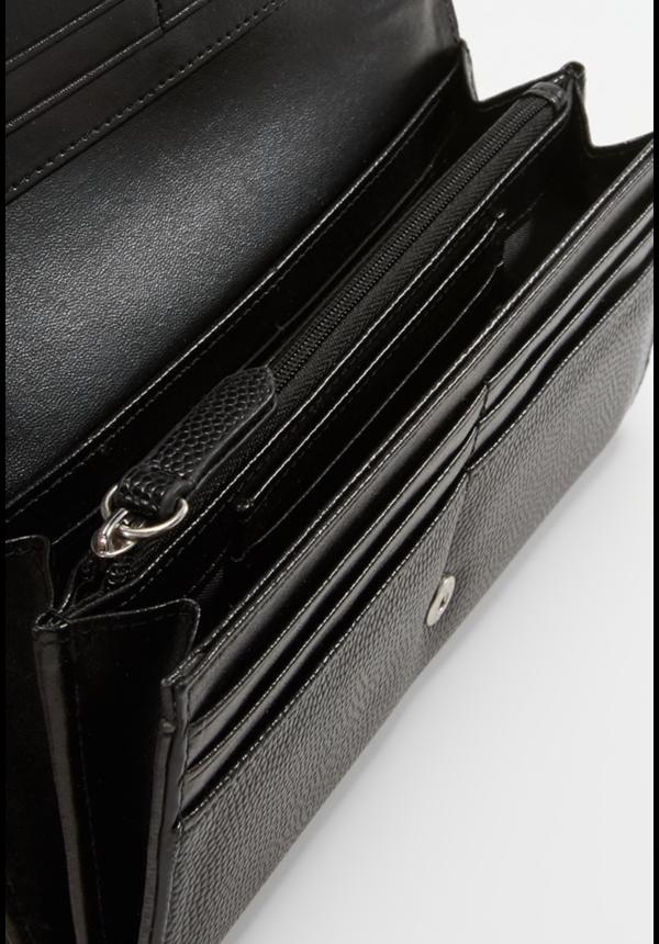 Divina Clip Wallet Zwart