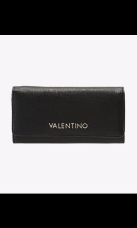 Valentino Handbags Divina Clip Wallet Zwart