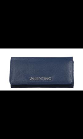 Valentino Handbags Divina Clip Wallet Blauw