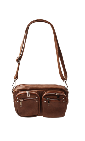 IT BAGS Front Pockets Brown