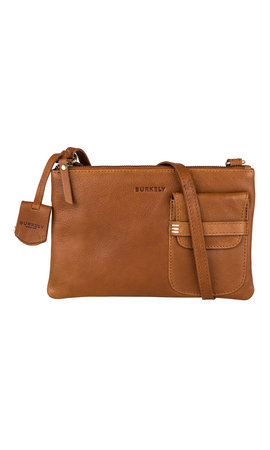 Burkely Craft Caily X-Over M Cognac
