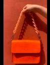 Chain Handle Peach