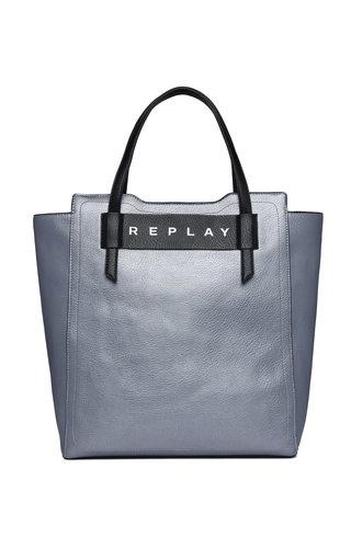 Replay Shiny Silver Shopper
