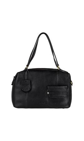 Burkely Craft Caily Handbag S Zwart