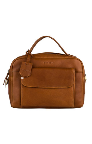 Burkely Craft Caily Citybag Cognac
