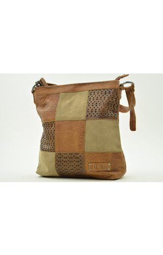 Bag2Bag Lagos Laser Brown