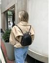 Little backpack Zwart/zilver