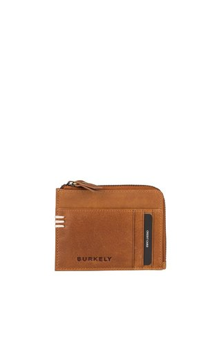 Burkely Craft Caily CC Wallet Cognac