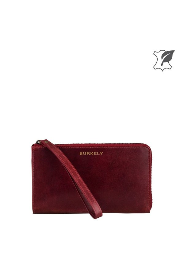 Edgy Eden Wallet L Cherry Rood