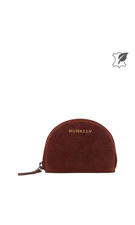 Burkely Edgy Eden Wallet Half-moon Brandy Bruin