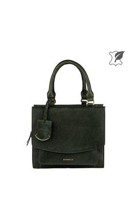 Burkely Edgy Eden Handbag S Garden groen