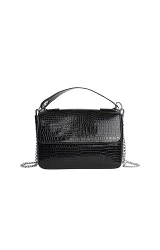 Hvisk Dally Croco Black