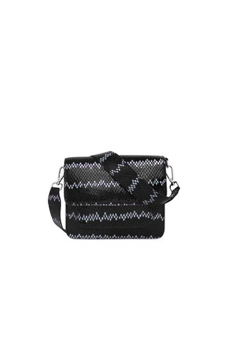Hvisk Cayman Snake Pocket Black