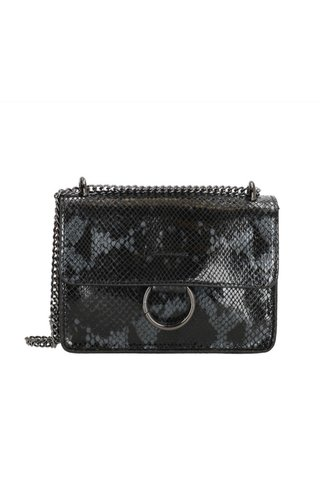 IT BAGS Ring Snake Bag Zwart