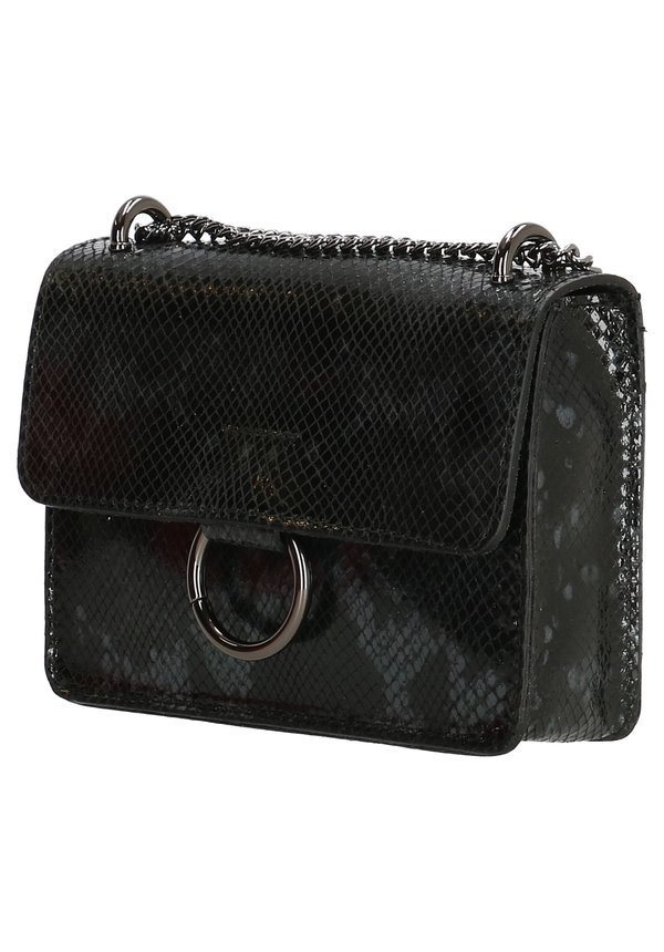 Ring Snake Bag Zwart