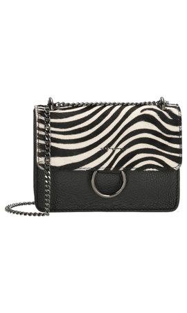 IT BAGS Ring Bag Zebra
